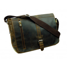 Leather Casual Bag ''Old Timer''