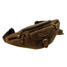 Handmade Fanny Pack / Belt Bag ''Wild & Vintage''