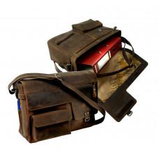 Handmade Leather Bag ''Old Timer''
