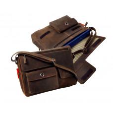 Handmade Messenger Bag ''Old Timer''