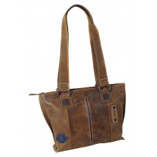 Handmade Leather Casual Bag from Cadenza Series