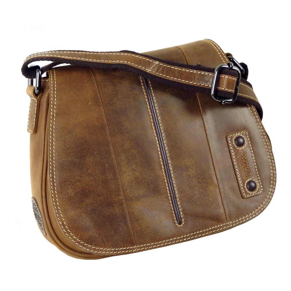 Handmade Saddle Bag from Cadenza Series