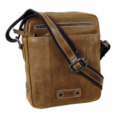 Handmade Leather Cross Bag from Cadenza Series