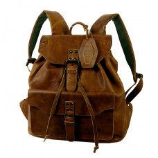 Handmade Leather Backpack ''Premio Series''