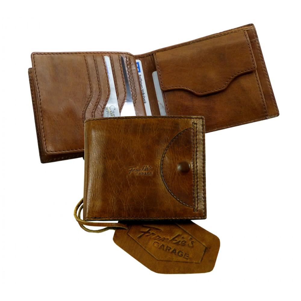 Handmade Combi Leather Wallet ''Premio Series''