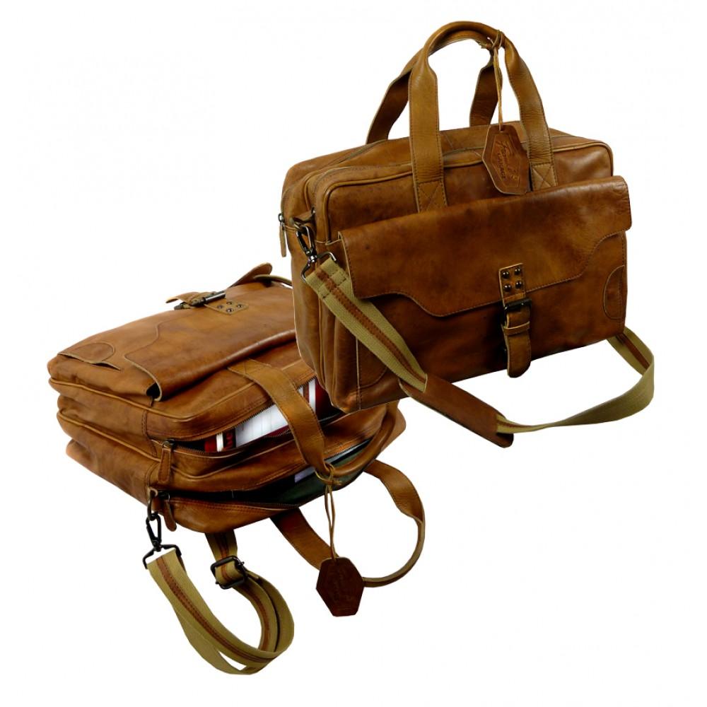 Handmade Business Bag ''Premio'' Series