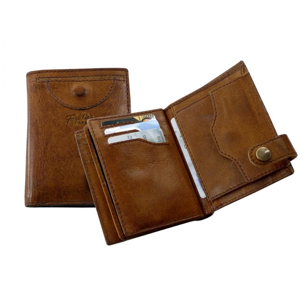 Handmade Premium Leather Wallet ''Premio'' Series