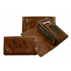 Handmade Bikers Wallet ''Premio'' Series