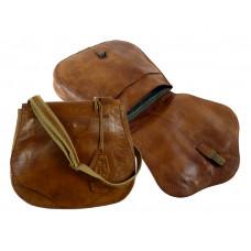 Handmade Saddle Bag from ''Premio'' Series