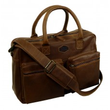 Handmade Business Bag / College Bag from Susane Series