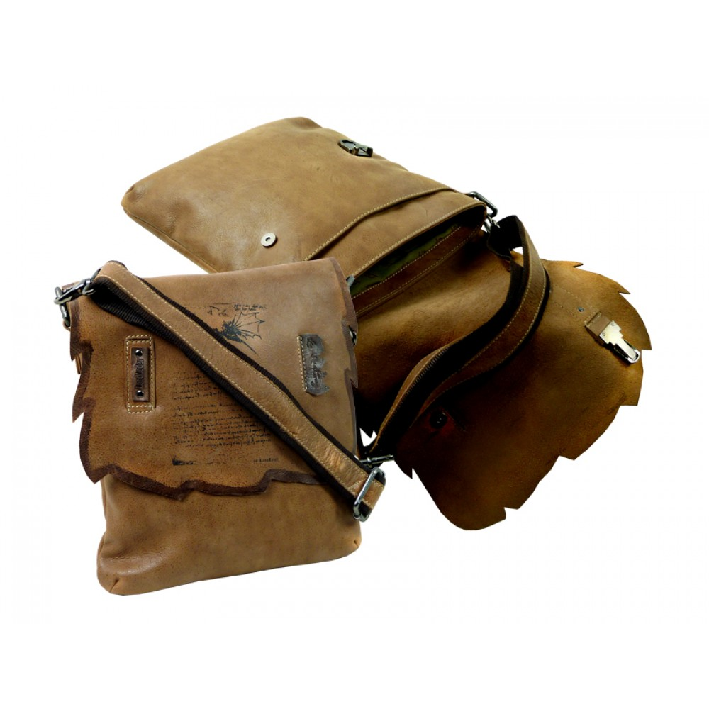 Casual Cross Bag ''DA VINCI''