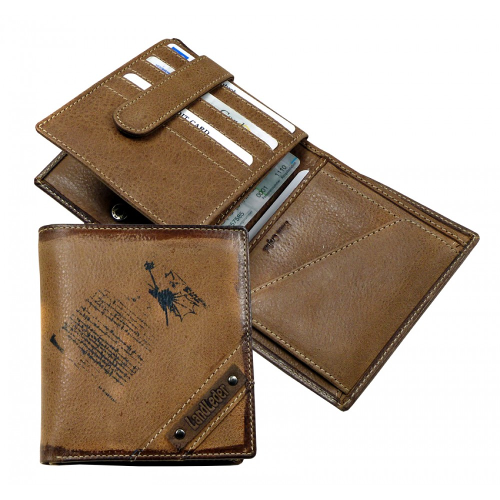 Multi Wallet ''DA VINCI'' Series