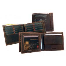 Leather Wallet ''Nirwana Series''