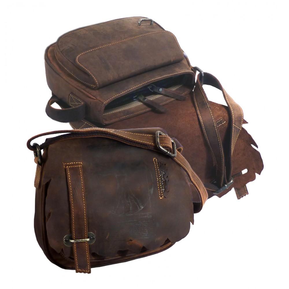 Casual Bag ''Wild & Vintage''