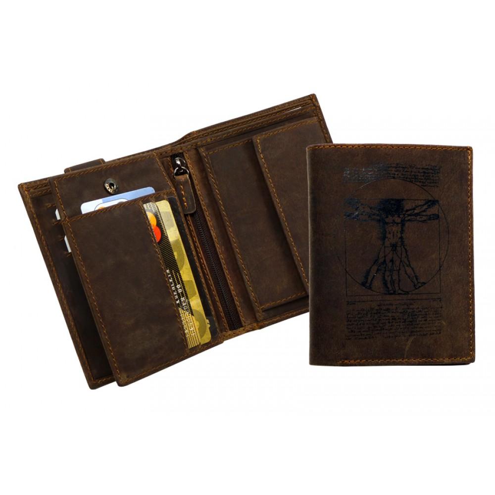 Combi Wallet ''Wild & Vintage'' Series