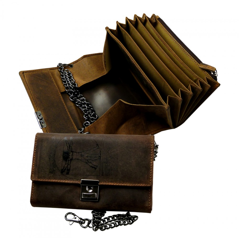 Premium Waiter´s Wallet ''Wild & Vintage''