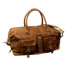 Handmade Casual Weekender/Travel Bag ''Unisex''