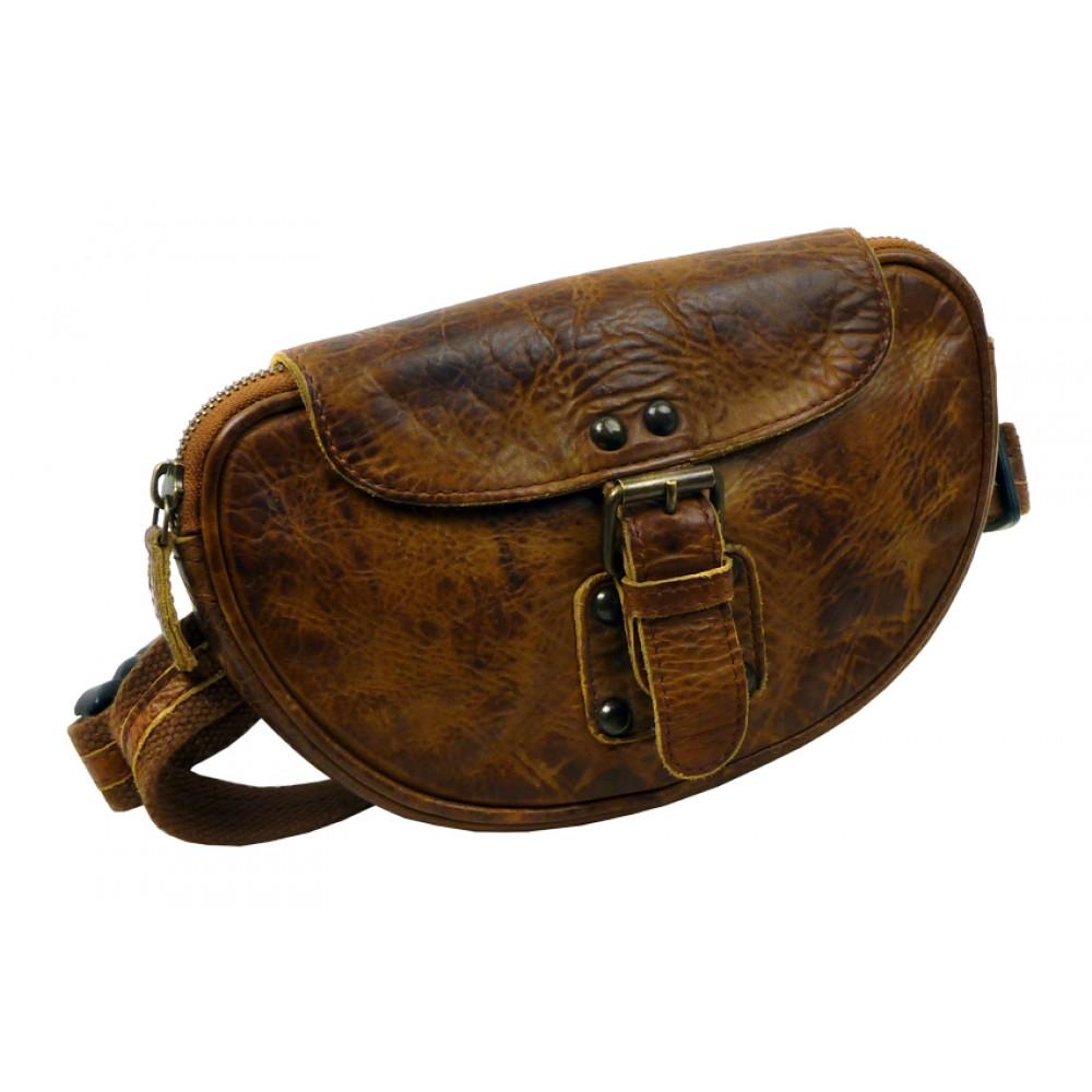Handmade Fanny Pack / Belt Bag ''Cowboy Series''