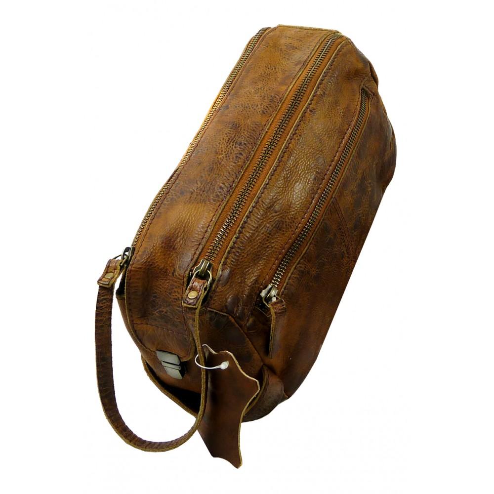 Handmade Vintage Toilet Bag