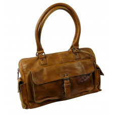 Handmade Leather Bag Premio Series