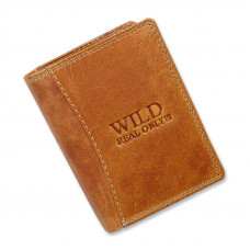 Handmade Leather Wallet Wild & Vintage