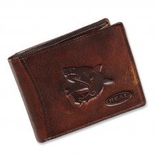 Handmade Leather Wallet Wild & Vintage Pices Series