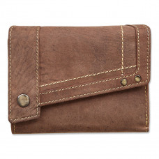 Handmade Leather Wallet Vintage Cabana Series in 3 Colours