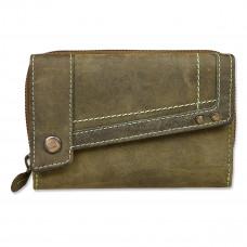 Handmade Leather Wallet Vintage Cabana Series