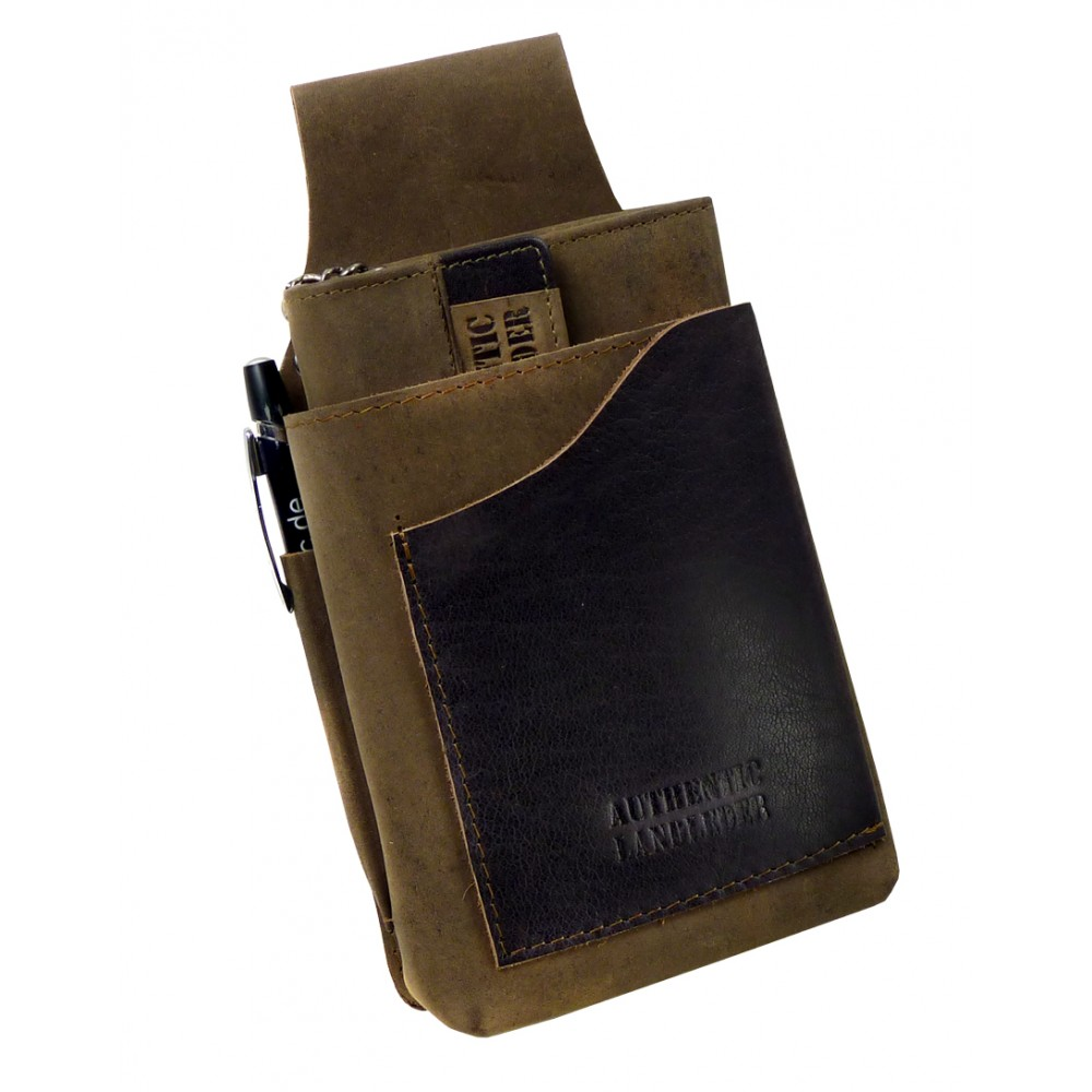 Premium Leather Waiter´s Bag / Holster