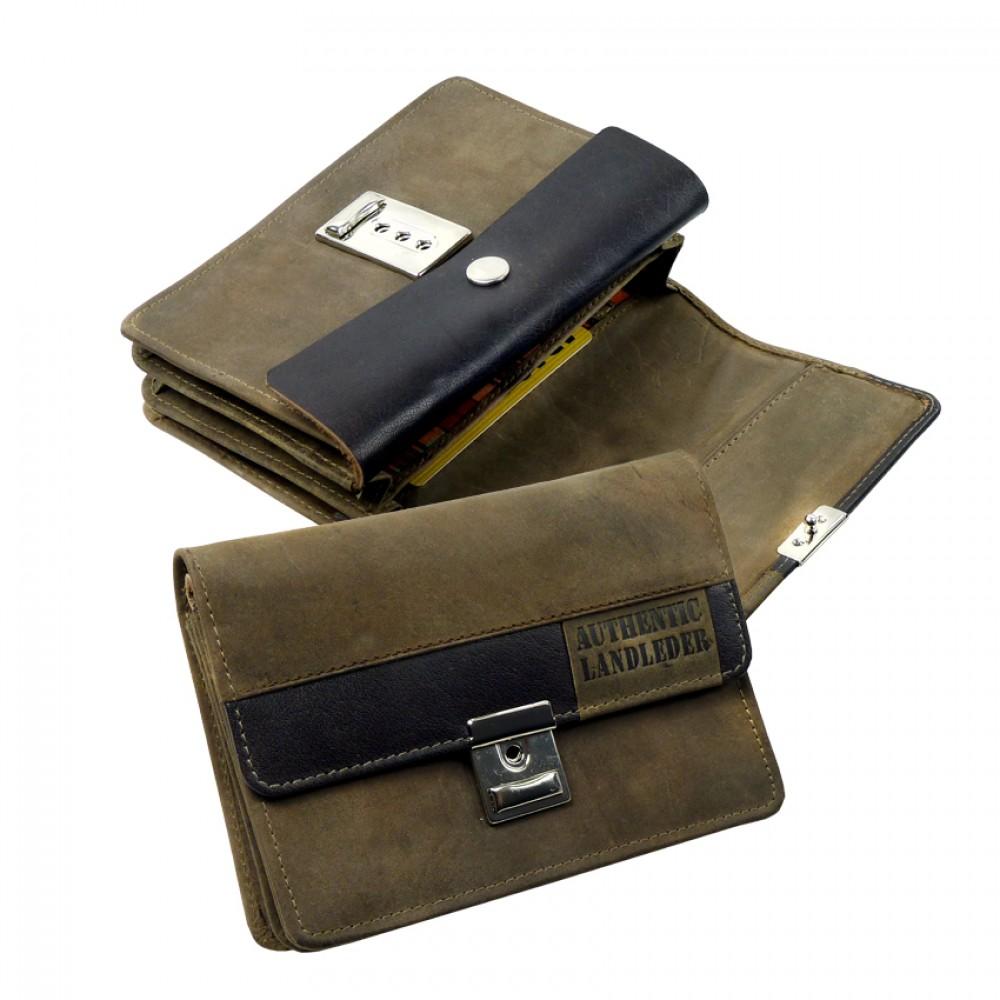 Handmade Pouch Wallet ''Wild Serie''