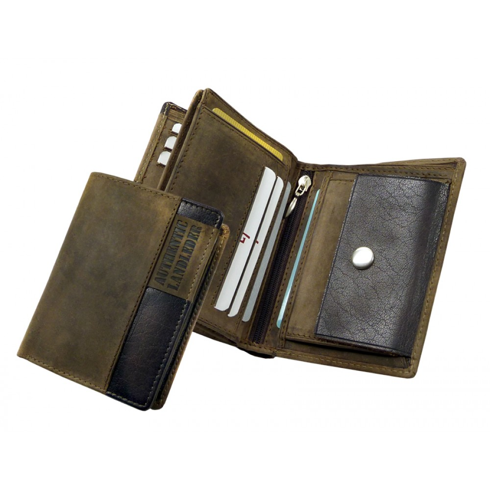 Premium Leather Wallet ''Sankas''