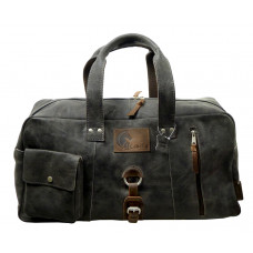 Raw Leather Sports Bag /Weekender ''Unisex''