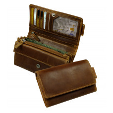 Handmade Leather Wallet ''20´s'' Series