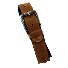 Leather Belt Vintage ''Cowboy Series''