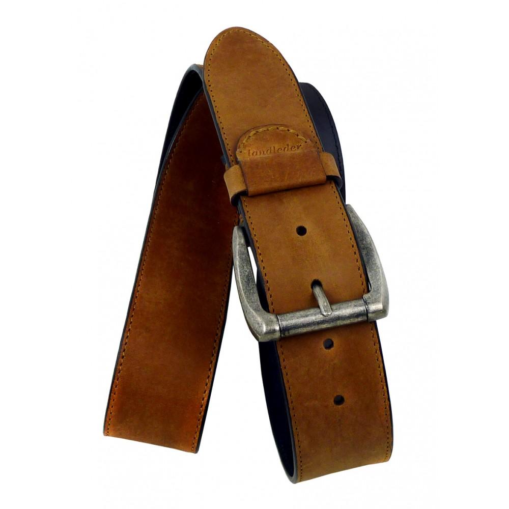 Leather Belt Vintage ''Cowboy Series''