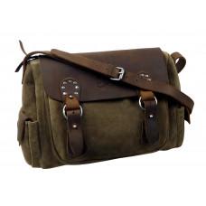 Handmade Casual Bag ''Mastang'' Unisex