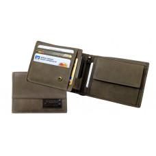 Leather Wallet ''Sentiments''
