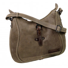 Casual Leather Bag ''Montono''