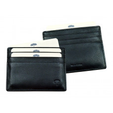 Cards Etui ''Scotty'' Series in Black & Brown