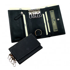 Keys Etui ''Scotty'' Series in Black & Brown colors