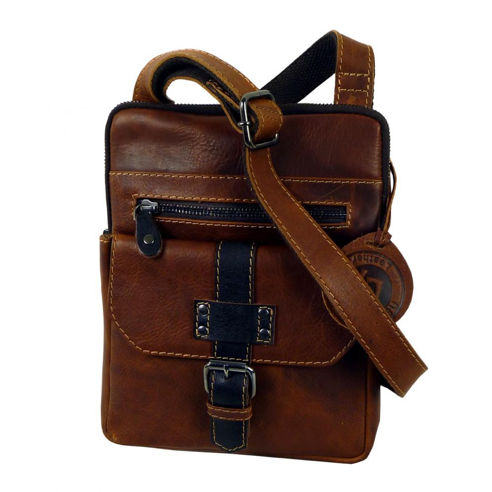 Handmade Casual Cross Bag Woodland UNISEX