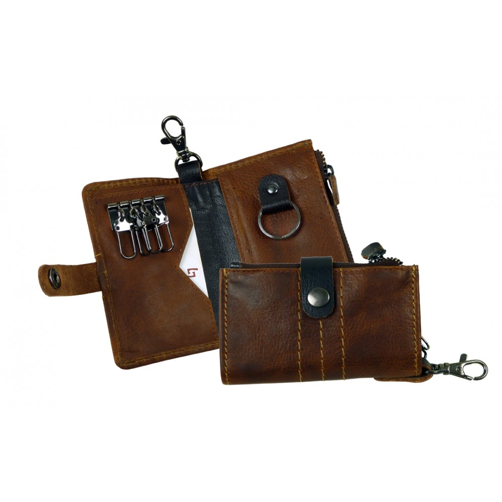 Keys Etui-Keys Pouch Woodland Series