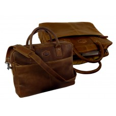 Handmade Laptop Bag / College Bag from Woodland Series