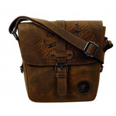 Handmade Casual Bag from BULL & SNAKE Series