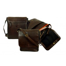 Handmade Casual Bag from the series Landleder
