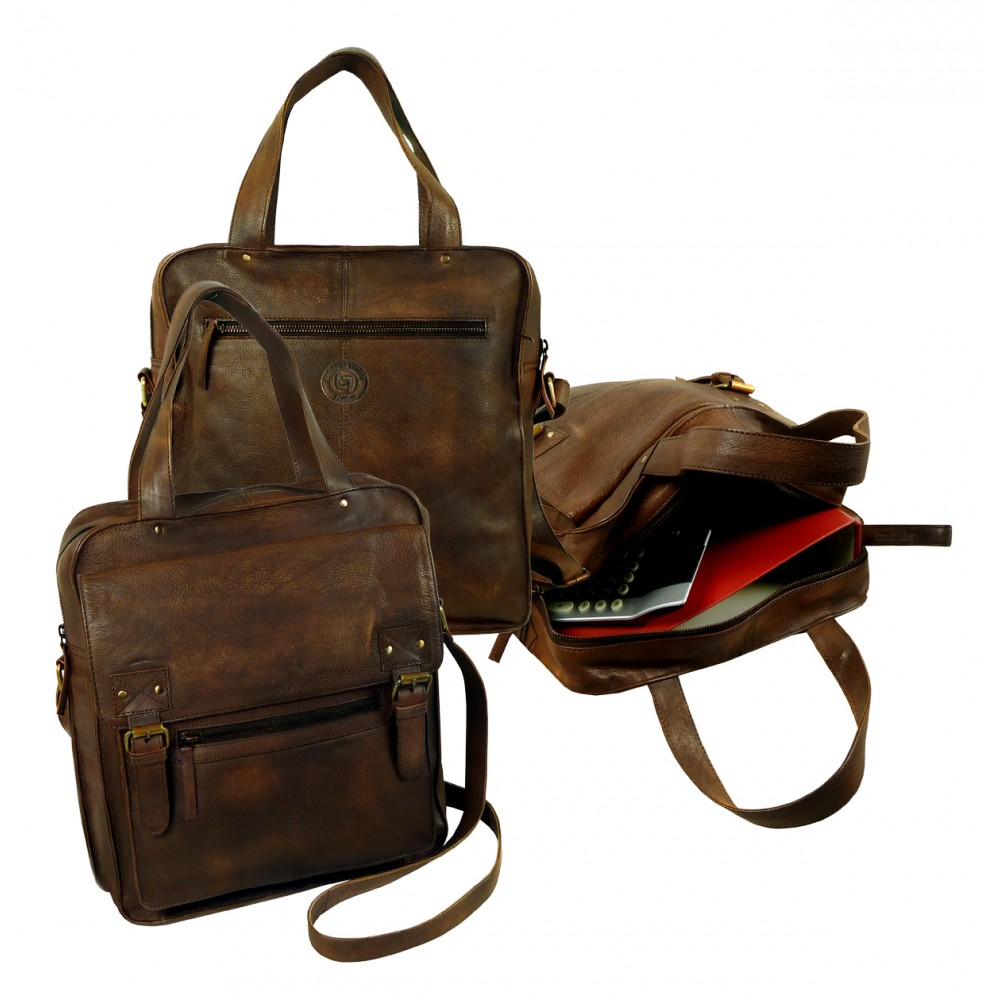 Handmade Casual Bag Landleder Series