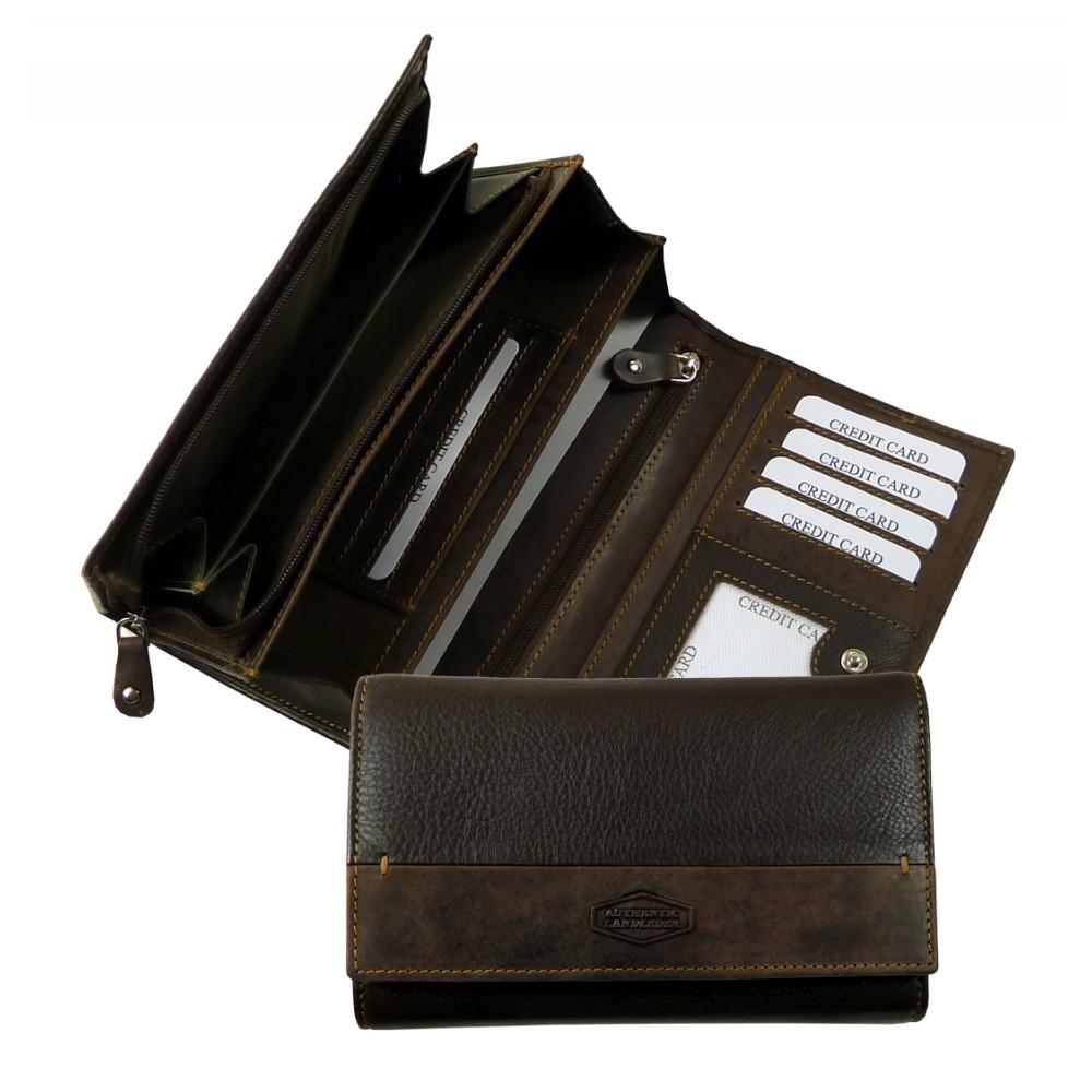 Handmade Leather Wallet ''Nirwana Series'''
