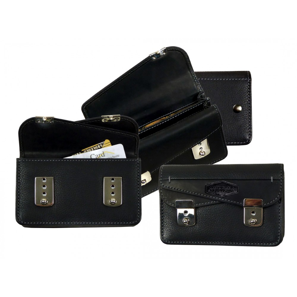 Lock-Wallet from the series La Borsa with RFID