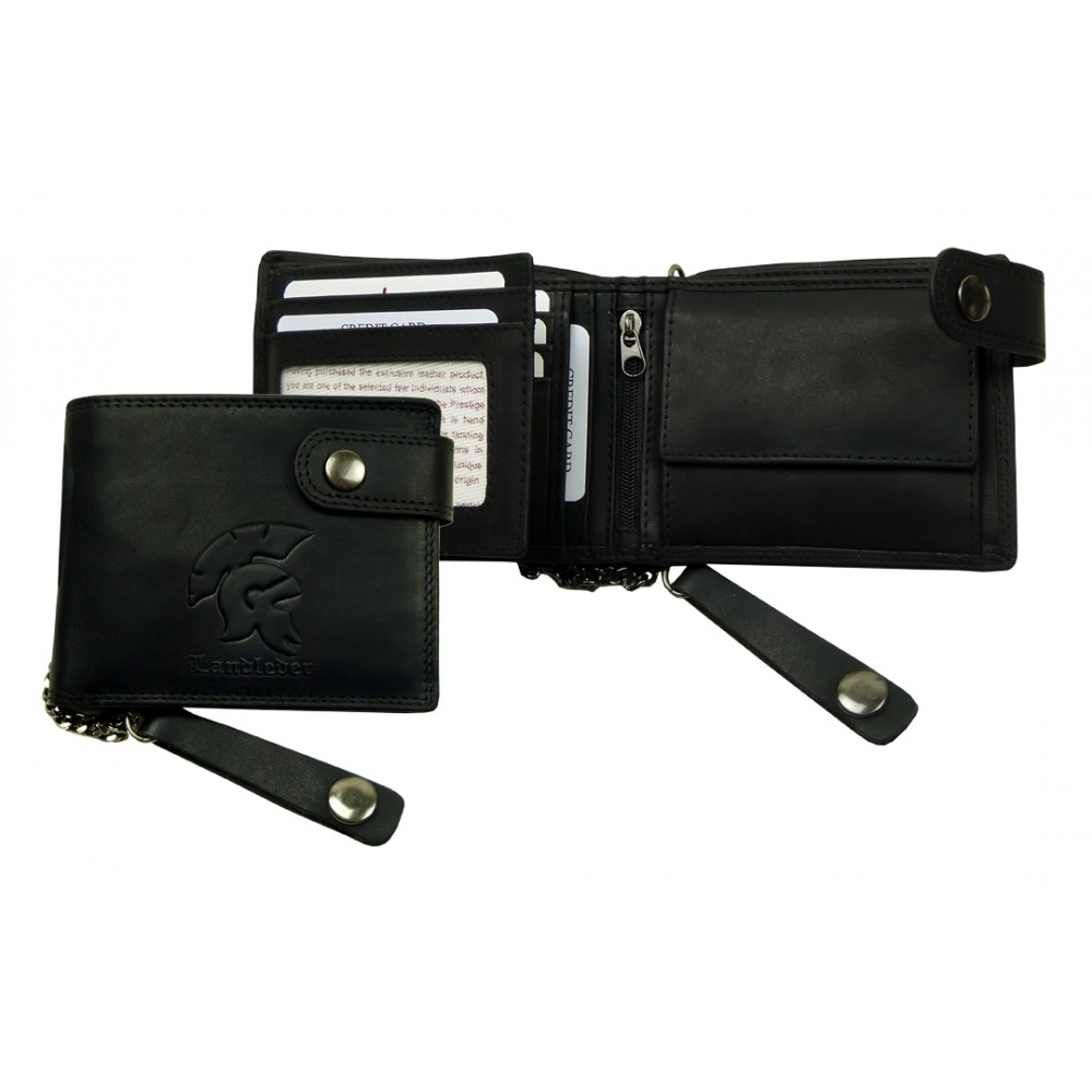 Handmade Bikers Wallet from Biker-Freak Series