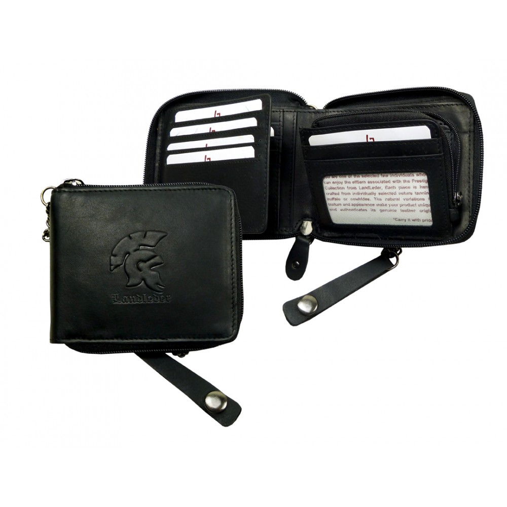 Handmade Bikers Wallet from Biker-Freak Series
